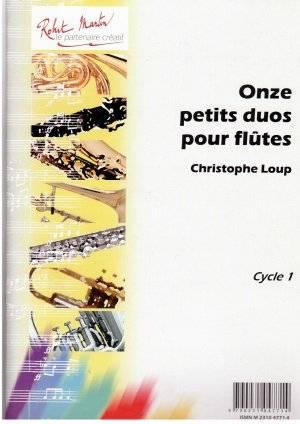 Duos pour flûtes