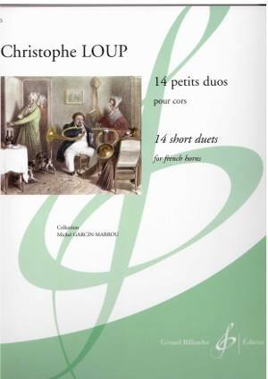 Duos pour cor d'harmonie