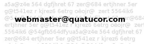 Adresse email du quatuor de cor quatucor