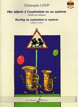 Mes débuts à l'euphonium ou au saxhorn