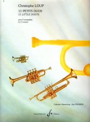 Duos pour trompettes ou cornets