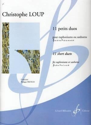 duos pour tuba, euphonium, saxhorn
